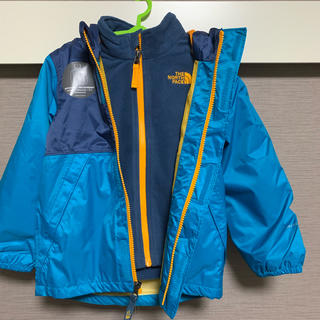 THE NORTH FACE - The North Face■キッズ レインウェア