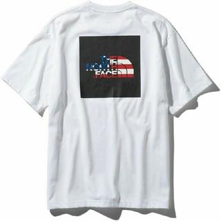 THE NORTH FACE - 新品 ノースフェイス Tシャツ Lサイズ ホワイト .