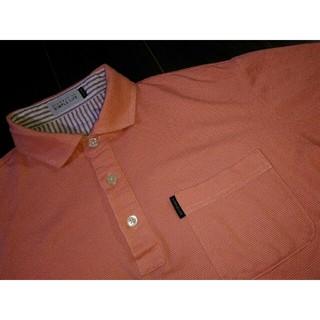 シンプルライフ(SIMPLE LIFE)の美品/SIMPLE LIFE/シンプルライフ/ポロシャツ/鮮やかなピンク(ポロシャツ)
