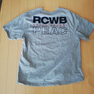 RODEO CROWNS WIDE BOWL - RCWB  Tシャツ