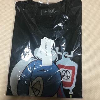 ミルクボーイ(MILKBOY)のMILKBOY Tシャツ 新品未使用(Tシャツ/カットソー(半袖/袖なし))