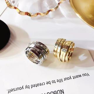 silver ring(リング(指輪))