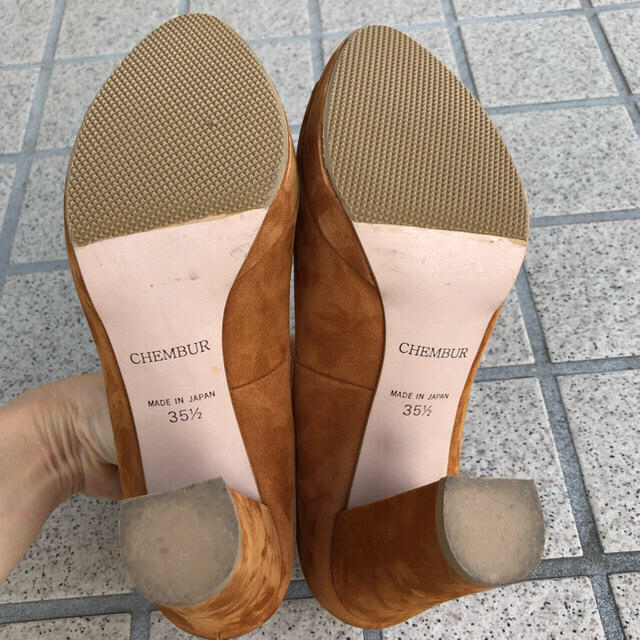 ◎CHEMBUR◎オープンパンプス レディースの靴/シューズ(ハイヒール/パンプス)の商品写真