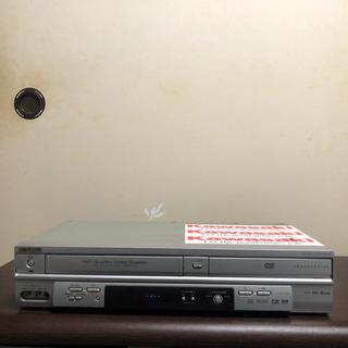 ミツビシデンキ(三菱電機)の■三菱 MITSUBISHI 2004年製 VHSビデオデッキ(DVDプレーヤー)