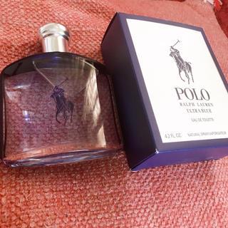 ポロラルフローレン(POLO RALPH LAUREN)のポロラルフローレン  ウルトラブルー EDT(香水(男性用))