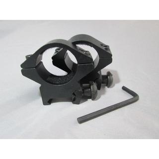 マウントリング 高さ8mm 20mmレイル対応(モデルガン)