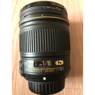 Nikon AF-S NIKKOR 28mm 1:1.8G ナノクリレンズ
