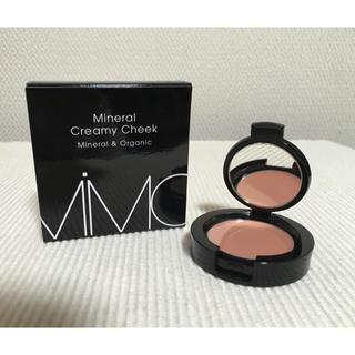 MiMC - 【MIMC】ミネラルクリーミーチーク05 定価3564円 新品♪