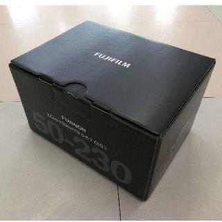 富士フイルム - 新品 未開封 FUJIFILM XC50-230mm Ⅱ ブラック 保証付