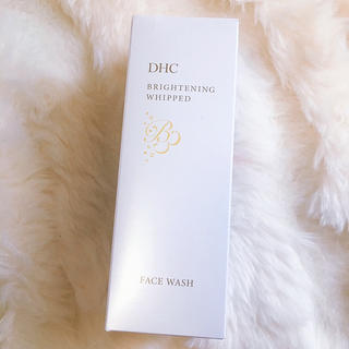 ディーエイチシー(DHC)のDHC 洗顔料 炭酸 美白 ホイップ(洗顔料)