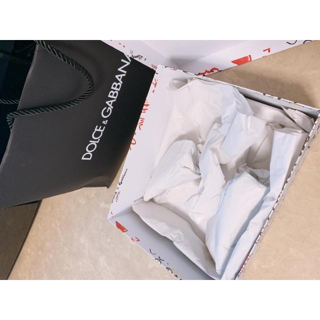 DOLCE&GABBANA(ドルチェアンドガッバーナ)の箱のみ(^ ^) その他のその他(その他)の商品写真