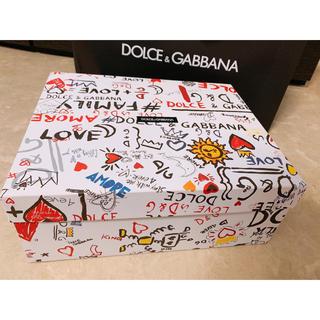 ドルチェアンドガッバーナ(DOLCE&GABBANA)の箱のみ(^ ^)(その他)