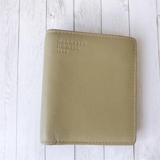 マーガレットハウエル(MARGARET HOWELL)のMHL. 二つ折りミニ財布(ユニセックス)(財布)