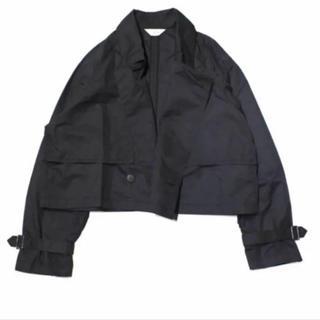 Jieda - jieda ショート トレンチシャツ