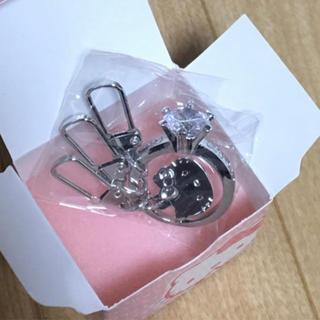 サンリオ - 超貴重!!非売品!キティー指輪型キーリング