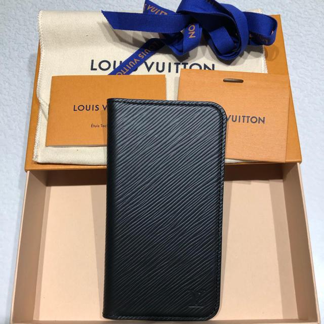 LOUIS VUITTON - ほぼ新品!!自宅保管 エピ柄 iPhoneXRの通販