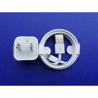 Apple - iphone 充電器 アダプター& Lightning USBケーブル