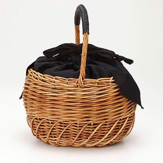 IENA - 今季 Flea Store Vegeta アラログラウンドバスケット カゴバッグ