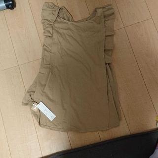 K日本製新品(カットソー(半袖/袖なし))