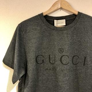Gucci - GUCCI グッチ ロゴTシャツ Mサイズ