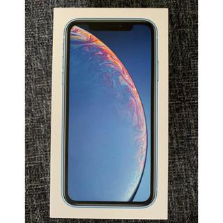 iPhone - iPhone XR 64GB  ブルー
