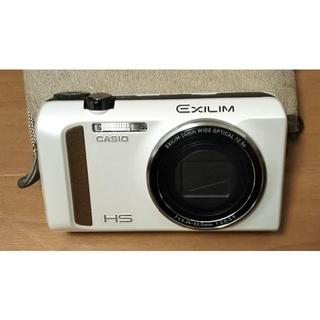 カシオ(CASIO)の【中古】EX-ZR400(CASIO デジタルカメラ EXILIM )(コンパクトデジタルカメラ)