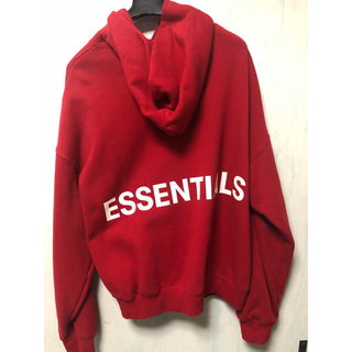FEAR OF GOD - ESSENTIALS パーカー