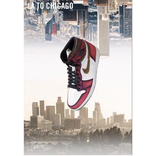 NIKE - nike sb jordan 1 La to Chicago 27.5