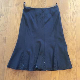 コムサデモード(COMME CA DU MODE)のコムサデモード スカート  フレアスカート(ひざ丈スカート)