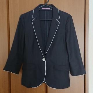 オリヒカ(ORIHICA)の夏用スーツ パイピングジャケット(スーツ)