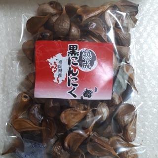 にんにく農家が作る熟成黒にんにく800グラム☆(野菜)