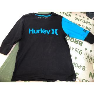 ハーレー(Hurley)のHurley五分丈Tシャツ(Tシャツ(長袖/七分))