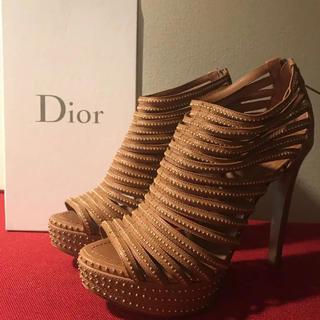 クリスチャンディオール(Christian Dior)のクリスチャン ディオール サンダル グラディエーター(サンダル)