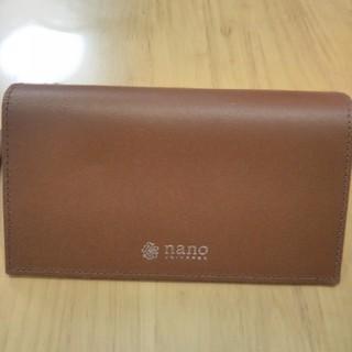 ナノユニバース(nano・universe)の財布【新品】(財布)