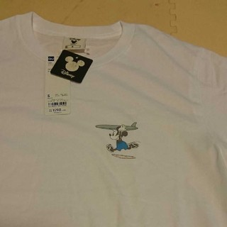 GU - 新品タグ付き☆GU DisneyTシャツ
