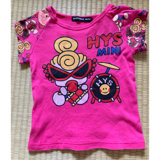 HYSTERIC MINI - ヒステリックミニ Tシャツ90