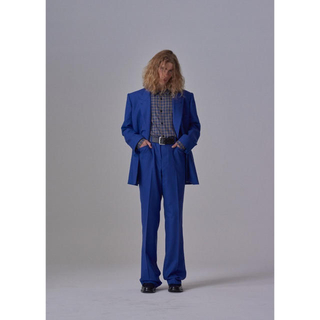 JOHN LAWRENCE SULLIVAN - little big [リトルビッグ] 19ss  ブルー