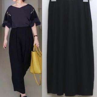 ENFOLD - 定価22680円 enfold エンフォルド セミフレア スカート 36