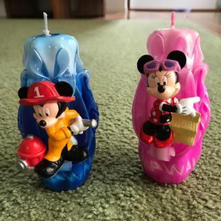 Disney - ハワイアンキャンドル ディズニー