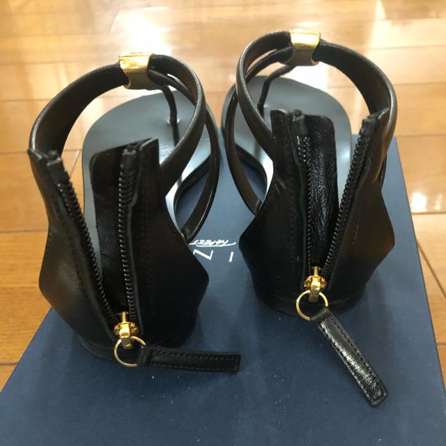 DEUXIEME CLASSE(ドゥーズィエムクラス)のdeuxieme classe 購入 viciniサンダル 36 レディースの靴/シューズ(サンダル)の商品写真