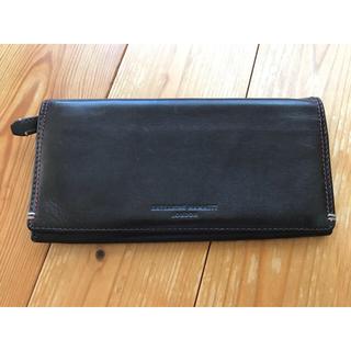 キャサリンハムネット(KATHARINE HAMNETT)のキャサリンハムネットのおしゃれな皮の長財布です! (長財布)