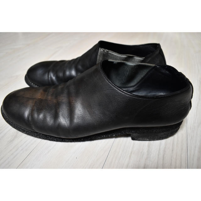 GUIDI(グイディ)のGuidi スリッポン サイズ42 メンズの靴/シューズ(スリッポン/モカシン)の商品写真