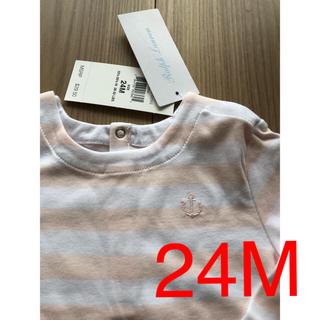 Ralph Lauren - ラルフローレン 長袖 Tシャツ 24M