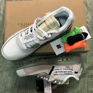 NIKE - THE10 NIKE×OFF-WHITE  AIR MAX 90
