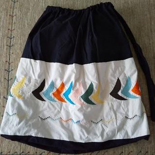 mina perhonen - 百草 ミナペルホネン bird バルーンスカート