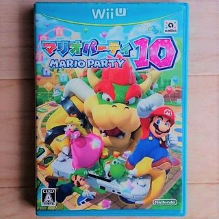 Wii U - Wii U マリオパーティ 10