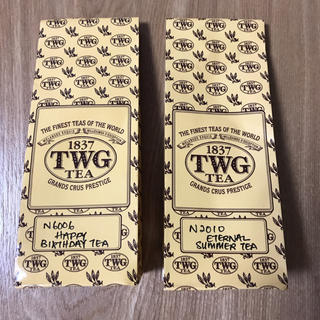 TWG 紅茶 茶葉 シンガポール