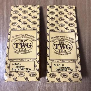 TWG 紅茶 茶葉 シンガポール(茶)