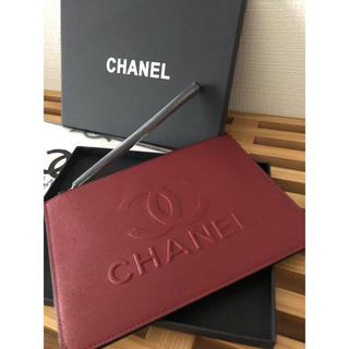 CHANEL - シャネル CHANEL クラッチバック ノベリティ 非売品 アウトレット品