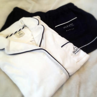 gelato pique - 新品・タグ付!ジェラートピケのミニパイルシャツ&ショートパンツセットアップ♡⃛